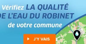 Qualité de l'eau en France