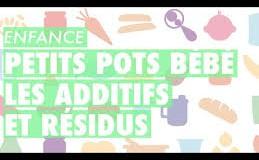 Additifs pour bébés