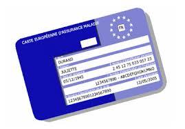 Carte Vitale Europeenne.Ufc Que Choisir D Aix En Provence Carte Europeenne D