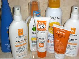 Test sur les crèmes solaires pour enfants