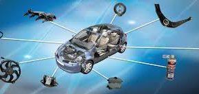 Réparation auto (infographie). Vous et les pièces auto sur Internet
