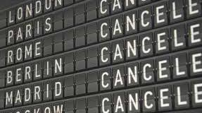 Annulation de vol. C'est à la compagnie aérienne de prévenir les passagers