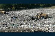 Installation de stockage de déchets non dangereux (ISDND) du plateau de l'Arbois à Aix-en-Provence