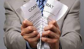 Assurance : Résiliation contrat
