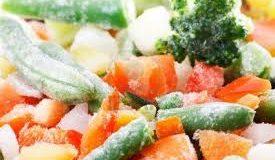 Légumes surgelés. Ils n'ont pas à pâlir face au frais