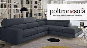 Litige avec la société Poltrone Sofa