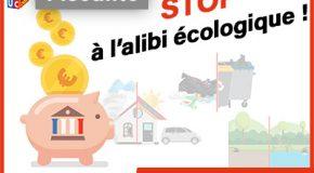 Pétition. Fiscalité : stop à l'alibi écologique