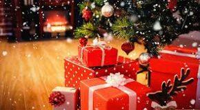 Cadeaux de Noël. Échange sous conditions