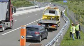 Dépannage sur autoroute (2018). Les tarifs font un bond