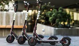 Trottinettes électriques : 135 euros d'amende si vous roulez sur les trottoirs