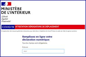 Ufc Que Choisir D Aix En Provence Couvre Feu L Attestation A Telecharger Ou A Recopier Pour Sortir De Chez Soi